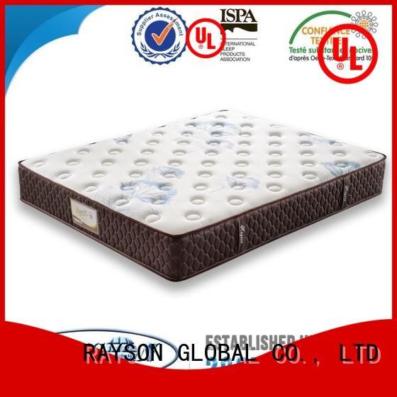 Rayson Mattress high grade hotel collection memory foam mattress manufacturers
