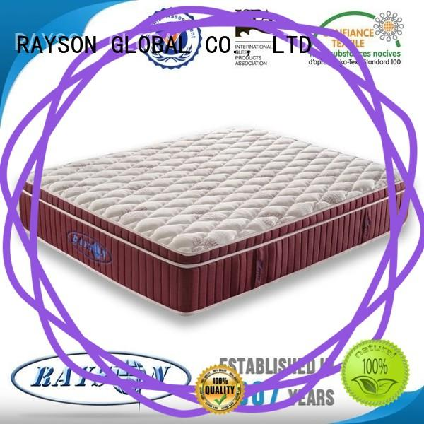 Rayson Mattress size westin hotel beds mattress Supply