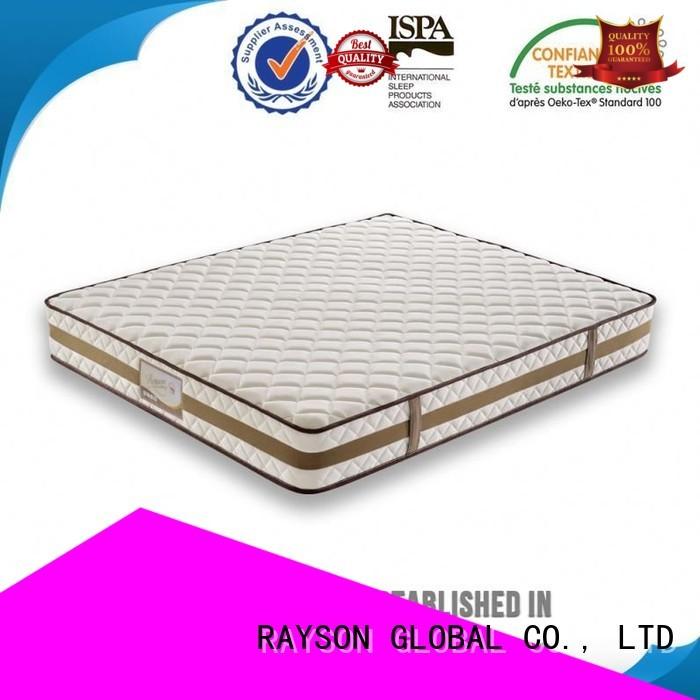 slim effect 3 Star Hotel Mattress foam Rayson Mattress Brand