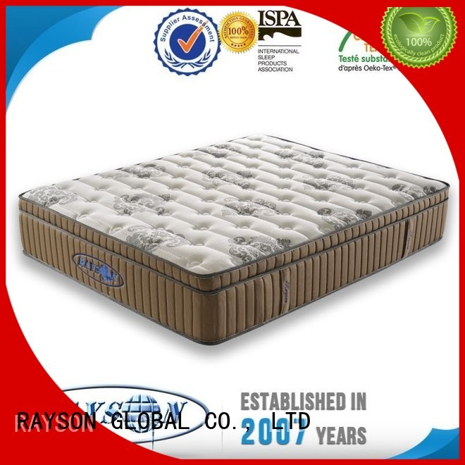 Latest comfort spring mattress double Supply