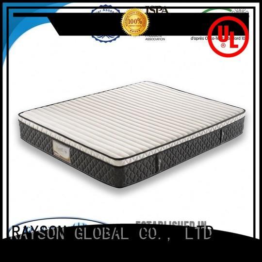 Rayson Mattress Wholesale roll up foam mattress manufacturers