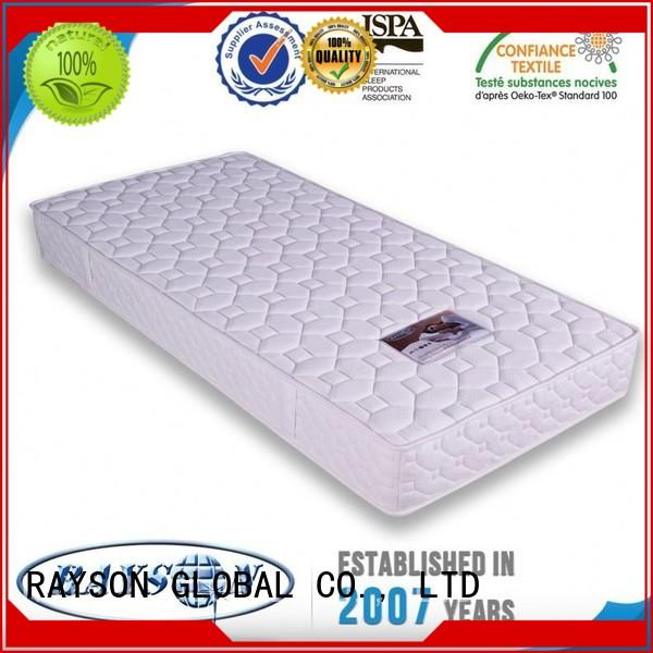 direct pocket spring mattress advantage manufacturer for house Rayson Mattress