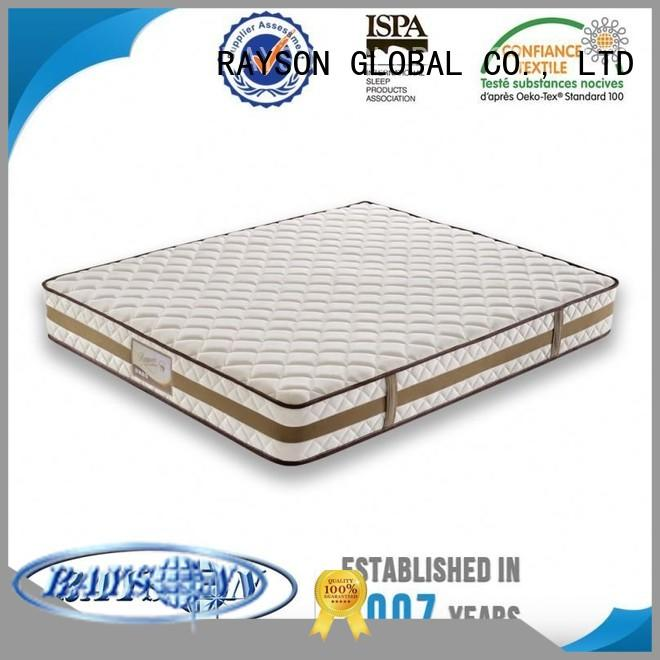 qualit woven concave Rayson Mattress Brand pocket springs for sale manufacture