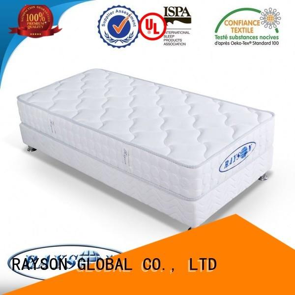 Rayson Mattress encased non coil mattress Suppliers