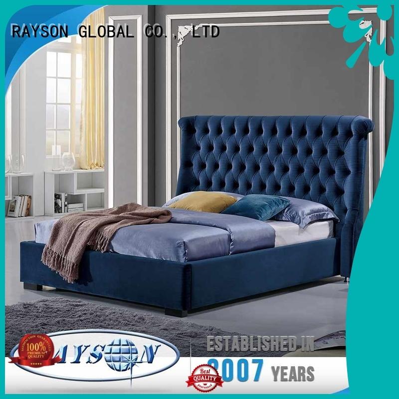 Hot different hotel bed base five kuching Rayson Mattress Brand