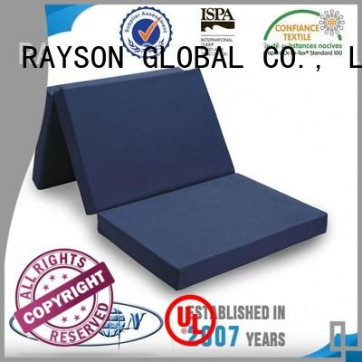Rayson Mattress Latest memory foam chemicals Suppliers