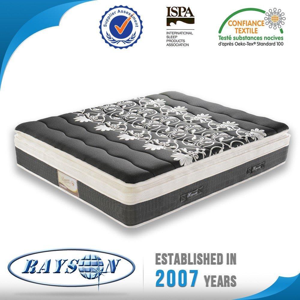 Rayson Mattress plush mattress spring coil manufacturers-2