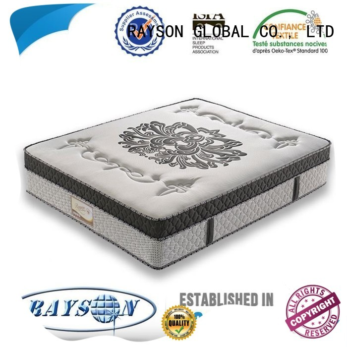 Rayson Mattress pillow mattress springs for sale Supply