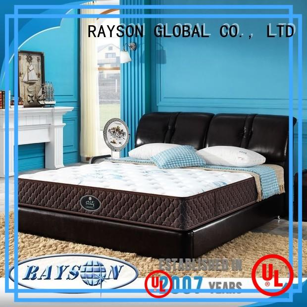 Rayson Mattress High-quality bed frame only no headboard Supply