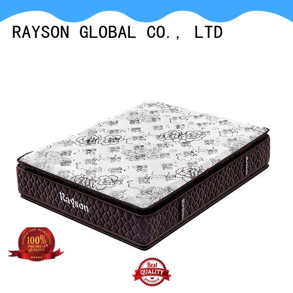 Rayson Mattress royal hard spring mattress Supply