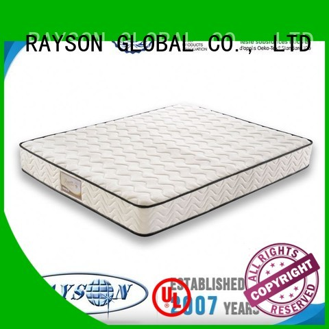 Rayson Mattress foam 1000 pocket sprung single mattress Suppliers