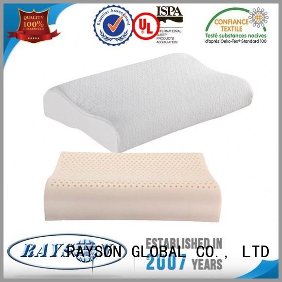 Rayson Mattress Wholesale natural latex cushion manufacturers