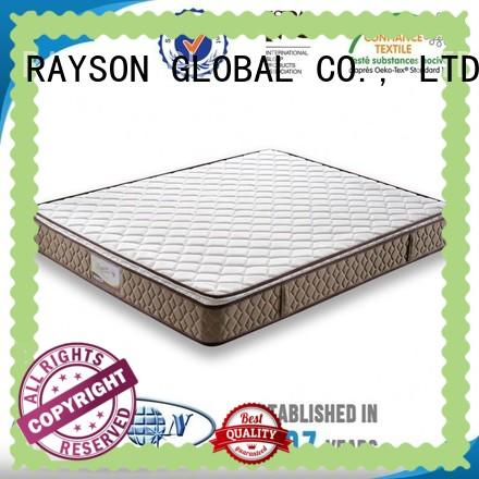 Rayson Mattress dream cooling tufted bonnell spring mattress series for home