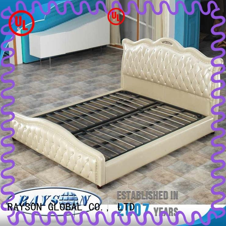 High-quality king size bed frame without headboard customized Suppliers