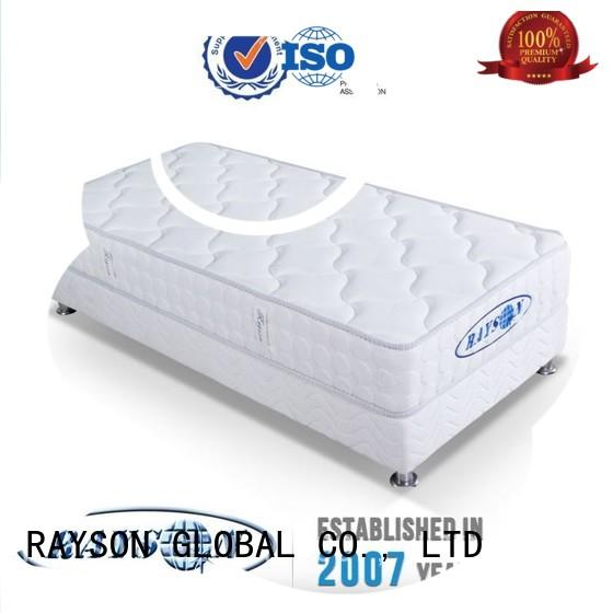 Rayson Mattress Brand function 23 15 memory foam and coil spring mattresses environmental