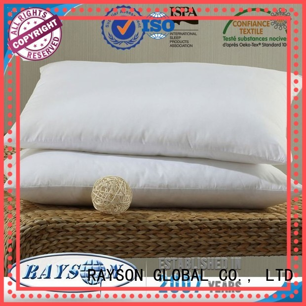 Rayson Mattress high grade synthetic down stuffing Suppliers
