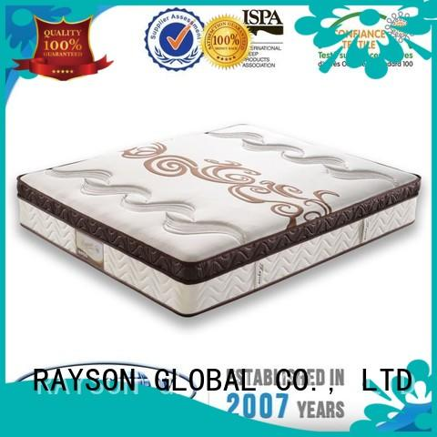 Rayson Mattress Brand waterproof nice bonnell spring coil 10 supplier