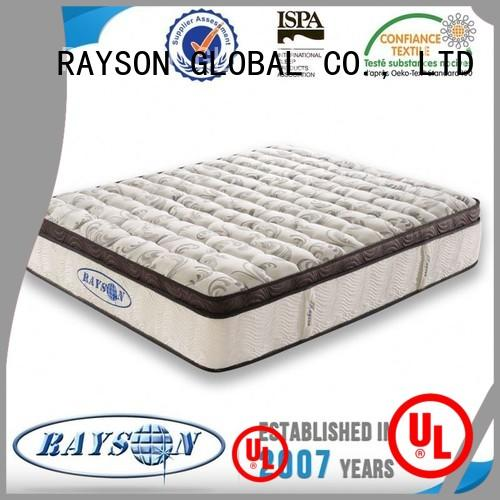 Rayson Mattress Custom hotel quality beds manufacturers