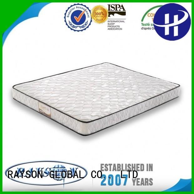 Quality Rayson Mattress Brand gadgets bonnell spring mattress benefits