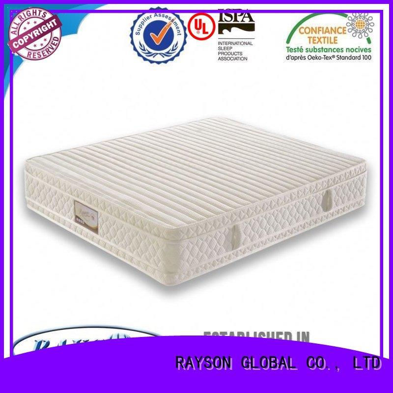 Rayson Mattress high grade serta hotel mattress price Supply