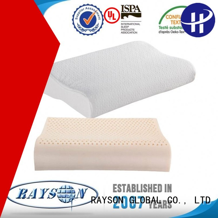 Rayson Mattress Brand coco 10quot websites what is the best latex pillow shredded
