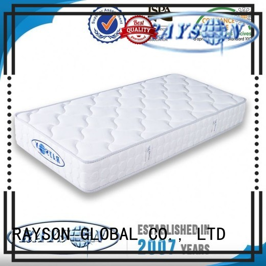 advantage feedback memory foam and coil spring mattresses layers touch Rayson Mattress Brand