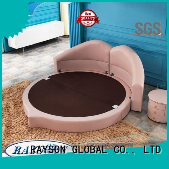 quality hotel bed base seen Rayson Mattress company