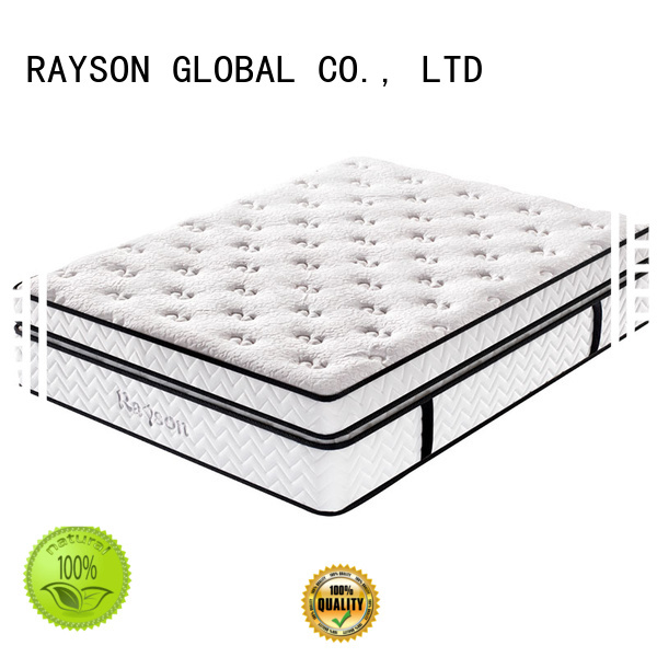 Rayson Mattress Best 5 star hotel beds for sale Suppliers