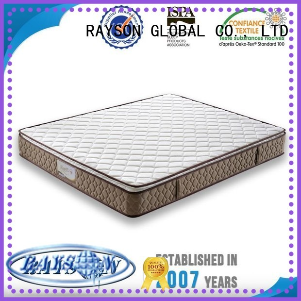 pocket springs for sale brands toppers Rayson Mattress Brand