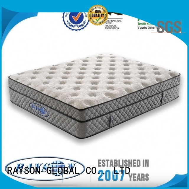 bonnell spring coil tv firepproof roll cooling tufted bonnell spring mattress manufacture