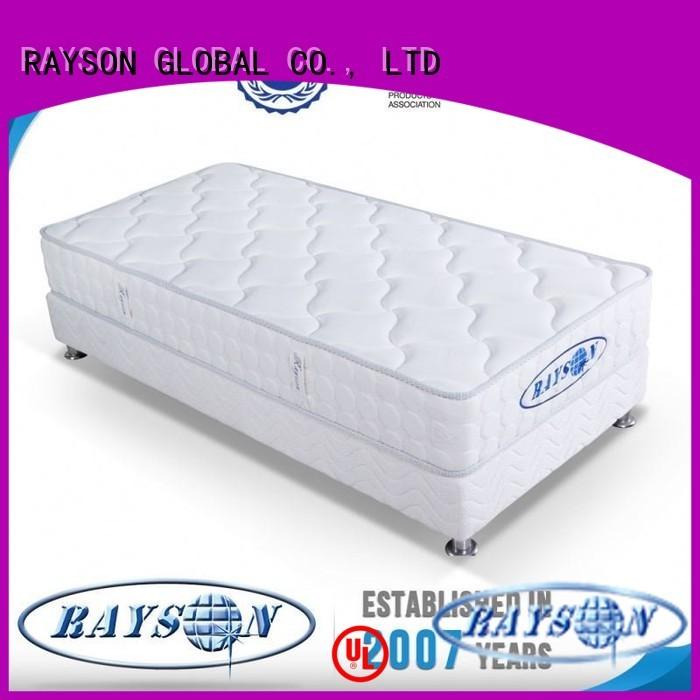 Rayson Mattress Wholesale innerspring coil mattresses Supply