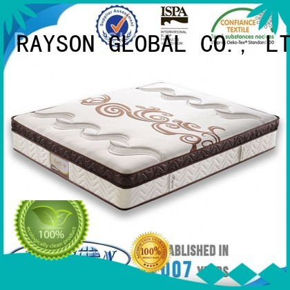 rsbbdl bonnell sprung memory foam supplier for house Rayson Mattress