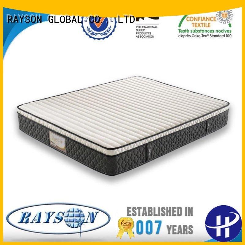 new pocket sprung mattress base 14 Rayson Mattress Brand company