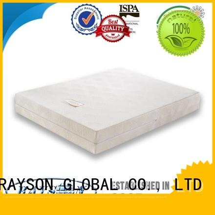 high quality memory foam mattress and bed sophisticated europen Rayson Mattress company