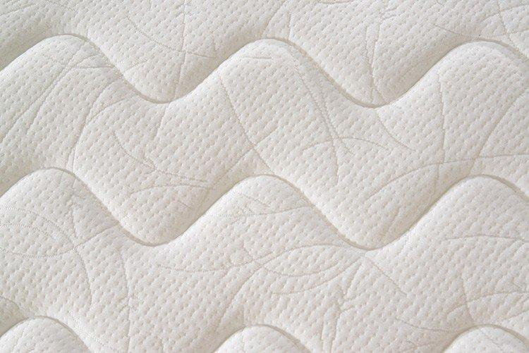 New pocket sprung double mattress with memory foam top rolled Supply-3
