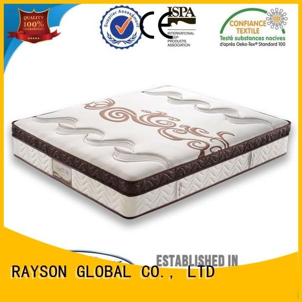 sleeping bonnell & memory sprung mattress supplier for house Rayson Mattress