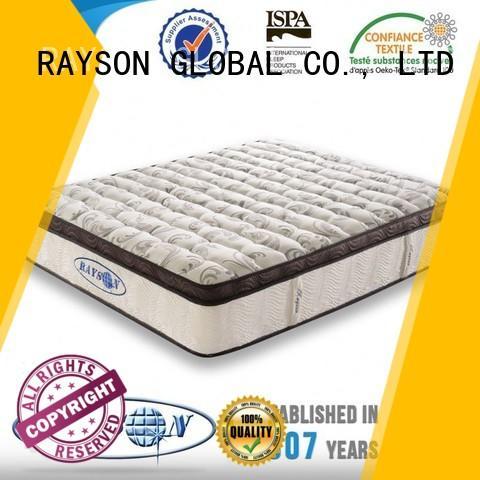 Rayson Mattress Top top hotel mattresses manufacturers