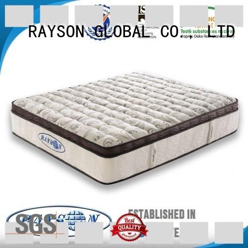 Rayson Mattress luxury hotel mattress brands Suppliers