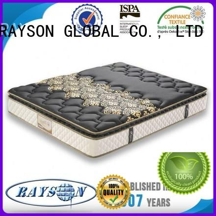 price most comfortable spring mattress wholesale for home Rayson Mattress
