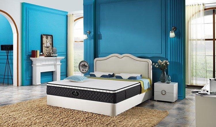 Rayson Mattress foam roll up spring mattress manufacturers-3