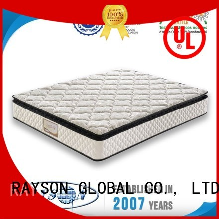 Rayson Mattress green pocket springs for sale manufacturer for home
