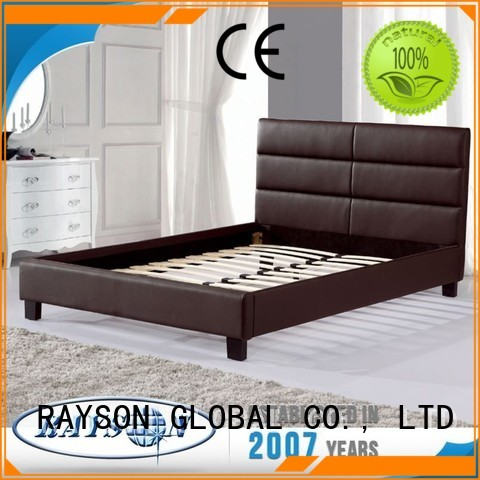 silicon years pillows hotel bed base Rayson Mattress