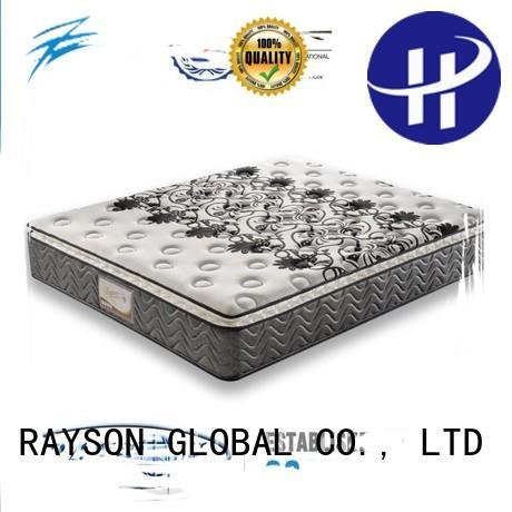 Rayson Mattress Brand palm beach custom star hotel mattress