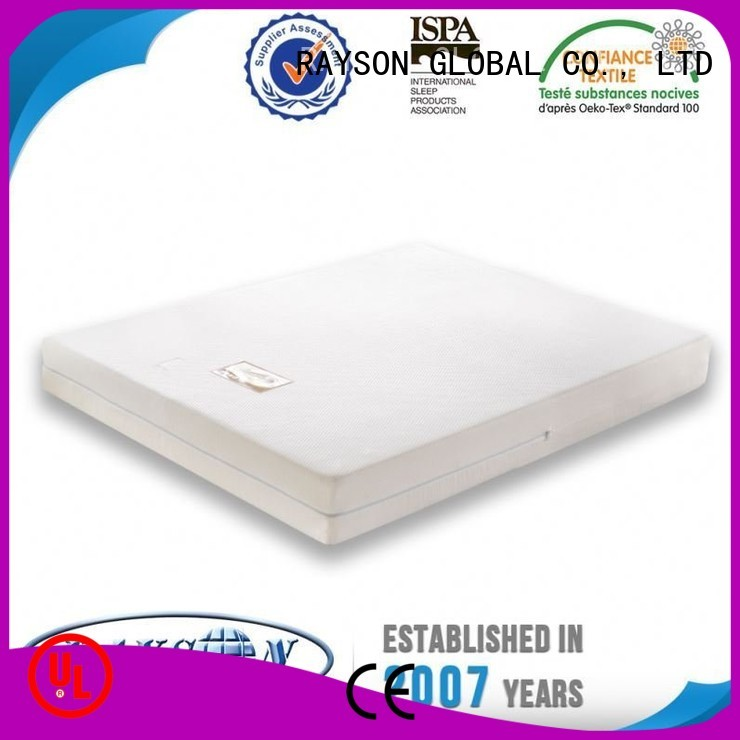 case 15 memory foam mattress and bed mattress Rayson Mattress