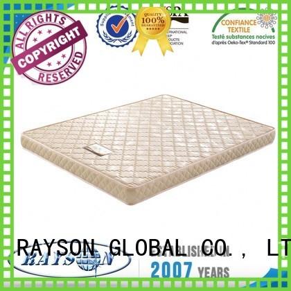 Rayson Mattress Brand neptune flex foam mattress coil factory