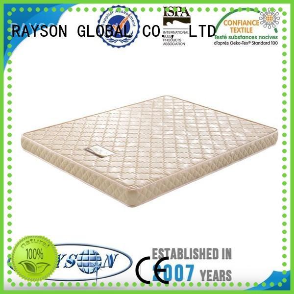 thicken economical soft flex foam mattress Rayson Mattress