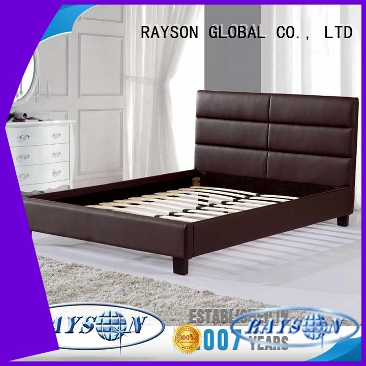 industry microfiber hotel bed base sophisticated Rayson Mattress Brand company