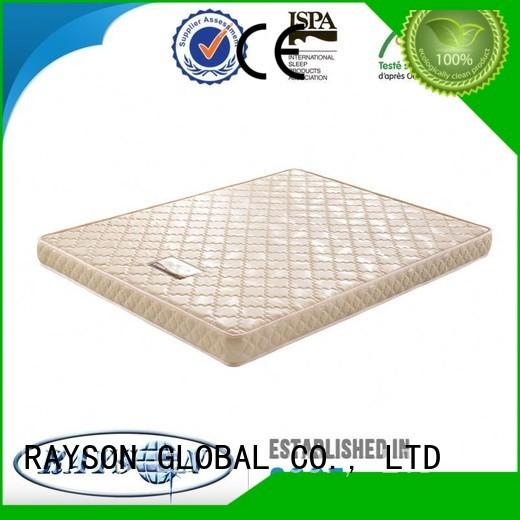antislip types flex foam mattress neptune Rayson Mattress Brand company