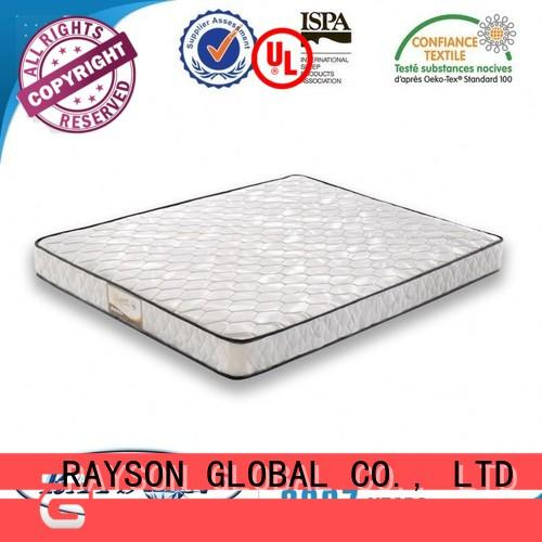Rayson Mattress New Rolled bonnell spring mattress Supply