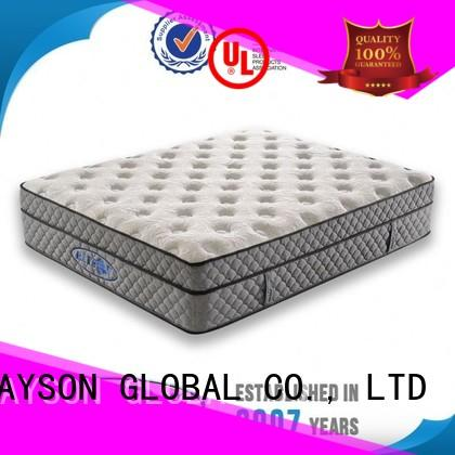 littlefoot luxury bonnell spring mattress blue for hotel Rayson Mattress